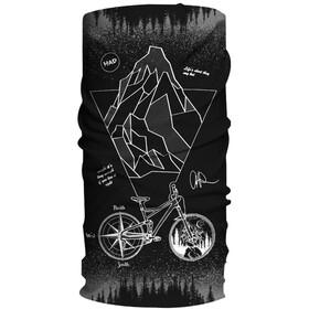 HAD Originals Artist Design Neckwear white/black